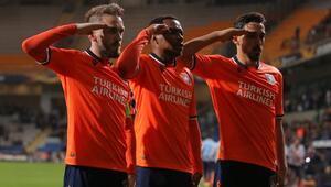 Başakşehir 1-0 Wolfsberger