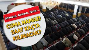 Cuma namazı saat kaçta 25 Ekim Türkiye geneli il il cuma namazı vakitleri