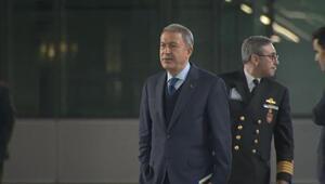 Hulusi Akar, NATO Savunma Bakanları Toplantısına katıldı