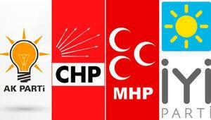4 partiden Avrupa Parlementosu kararına kınama