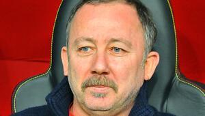 Beşiktaşta Sergen Yalçın sürprizi