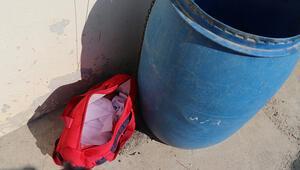 Çöpe bırakılan bebeğin annesi bulundu