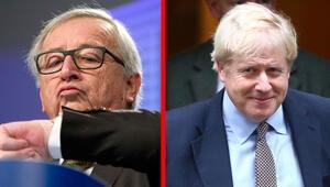 Juncker'den Johnson'a 'yalancılık' suçlaması
