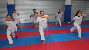 Bayraklı Belediyesinden Capoeira kursu