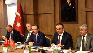 Suriye Güvenlik Koordinasyon toplantısı