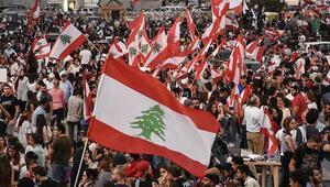 Gösteriler Lübnana pahalıya patladı