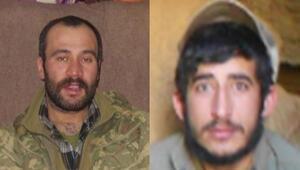 Vanda etkisiz hale getirilen teröristlerden biri turuncu diğeri gri listede çıktı...