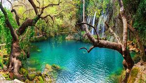 Türkiye'nin saklı güzelleri Sonbahar renklerinin içinde sessiz sakin tatil...