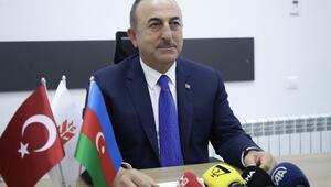 Çavuşoğlu, Ziraat Bank Azerbaycanın 4. şubesini açtı