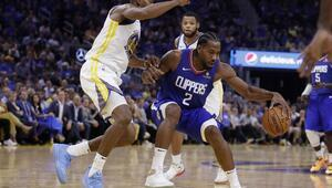 Golden State 122-141 LA Clippers (ÖZET)