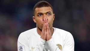 Florentino Perez, Mbappe transferini Whatsapptan bitiriyor