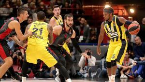 Milano - Fenerbahçe Beko: 87-74
