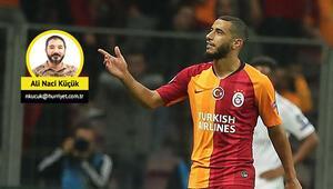 Galatasaray haberleri | Younes Belhanda, Beşiktaş derbisinde 11de