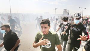 Irak yine toz duman