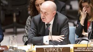 Türkiye'den ABD'ye  Suriye yanıtı