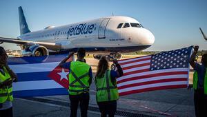 ABD, Havana dışında Kübaya giden tüm uçuşları yasakladı