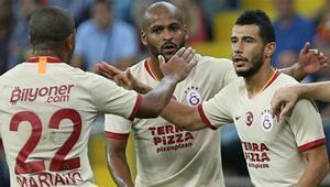 Galatasaray, derbide Beşiktaş deplasmanında Dış saha performansı...