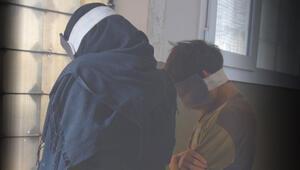 Anne ve oğlu kıskıvrak yakalandı