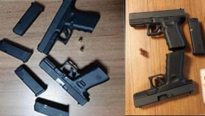 5 polise daha yasadışı silah ticareti sorgusu