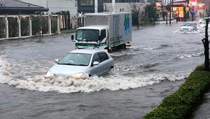 Japonyada şiddetli yağış: 10 ölü