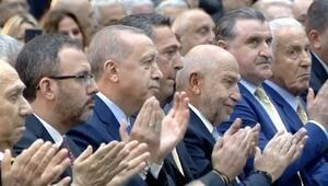 Cumhurbaşkanı Erdoğan: En çok sporcu yetiştiren F.Bahçedir