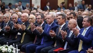 İşte Fenerbahçenin Cumhurbaşkanı için hazırladığı klip