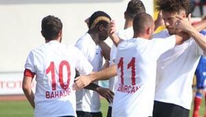 Ümraniyespor, Altınordu engelini 4 golle geçti