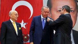 Cumhurbaşkanı Erdoğan, Fenerbahçe Divan Kurulunda konuştu