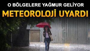 Pazar günü hava nasıl olacak İşte 27 Ekim Türkiye geneli il il hava durumu