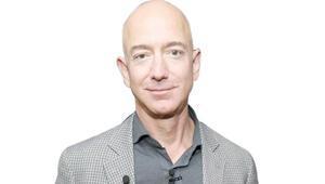 Fotofinişte Bezos önde