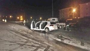 Feci kazada karı - koca hayatını kaybetti