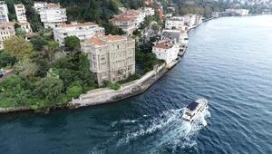 Türkiye'nin en pahalısı... Filinta Mustafanın yalısı 550 milyon TL'den satılıyor