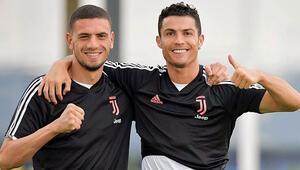 Juventus taraftarının tercihi Merih Demiral