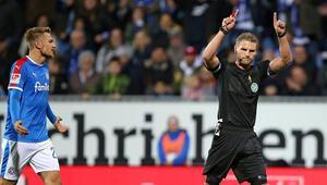 Holstein Kiel - Bochum maçında yedek oyuncu penaltı yaptırdı