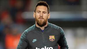 Lionel Messi hayran olduğu forveti açıkladı