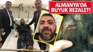 Alman karakolunda 5 polis, bir Türk'e işkence edip sokağa attı