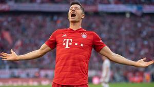 Robert Lewandowskiden Bundesliga rekoru