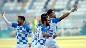 BB Erzurumspor, Hataysporu 3-1le geçti