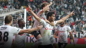 Beşiktaş - Galatasaray: 1-0