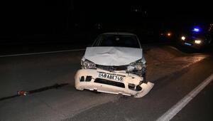 Muğlada iki otomobil çarpıştı: 7 yaralı