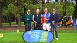 Golf tutkunları, Limak Kemer Golf Cup'ta buluştu