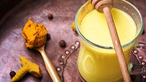 Altın süt nasıl yapılır Altın süt yapmak için bilmeniz gerekenler