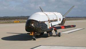 ABDnin insansız uzay uçağı 780 günlük yörünge seferini tamamladı