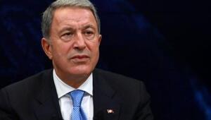 Milli Savunma Bakanı Hulusi Akar'dan 29 Ekim Cumhuriyet Bayramı Mesajı