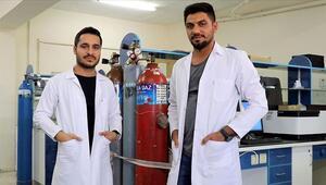 Kimya dalında Araştırma Teşvik Ödülünü almayı başardılar