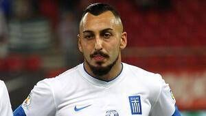 Kostas Mitroglou vatandaşının dişini kırdı