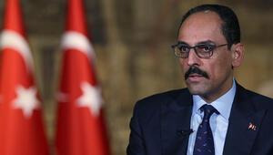 Son dakika... Cumhurbaşkanlığı Sözcüsü Kalın: YPG'ye paye çıkarma çabası kabul edilemez