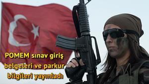 25. Dönem Özel Harekat Kadın Polis (POMEM) sınav giriş belgeleri ve parkur bilgileri yayınladı