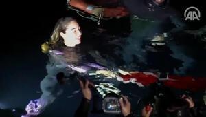 Turkish diver Şahika Ercümen breaks womens free-diving world record