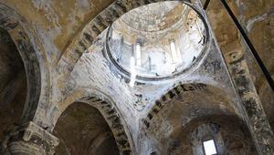 669 yıllık manastır restore ediliyor